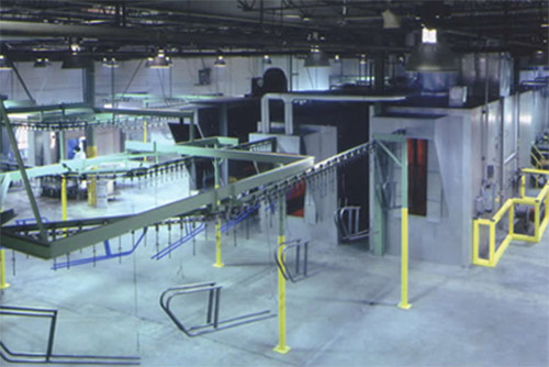 Industrial painting coating services addison illinois for Industrial painting service