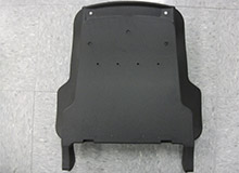 Powder Coating of a Seat Support for the Construction Industry