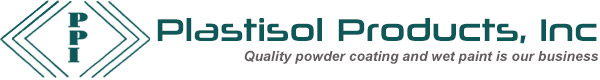 Plastisol Products, Inc. - Quality powder coating and wet paint is our business